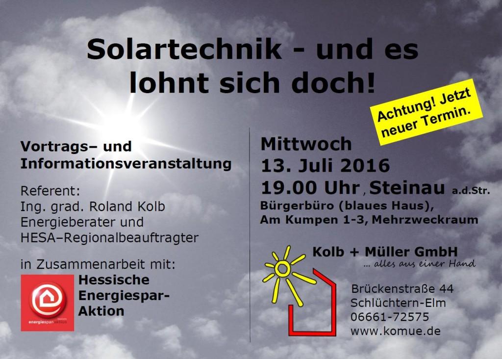 Ankündigung Solarvortrag, Rathaus Steinau, V2.2, 16-06-17